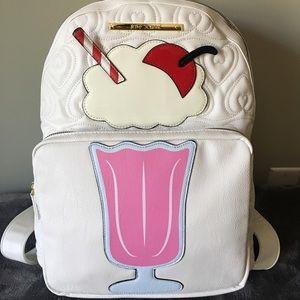 ✨HP✨NWT Betsy Johnson ice cream soda backpack